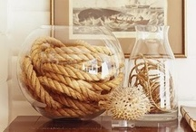 Rope Decor / Yes, it needs its own board.