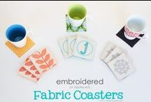 Embroidery / Patterns and Tips for Embroidery Machines / by Maggie Muggins