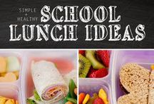 Back To School / Lunch Ideas, School Supplies, Teacher Gifts, Homework ideas and many more things that parents need to survive the months their kids are in school!