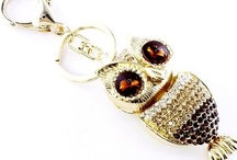 Owl Jewelry / by Recyclebabe Fashion Jewelry