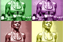 Fitness/Motivation / by Carly Lynn