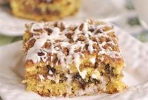 Cuisine: Cookies and Cakes / by Nancy Hart