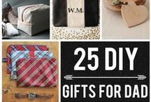 Father's Day / Ideas for gifts, crafts, and ways to celebrate Dad. / by Maggie Muggins
