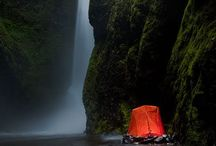 Caves and Camping