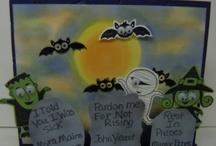 "Crafty ""Halloween"" / by Posh Mc"