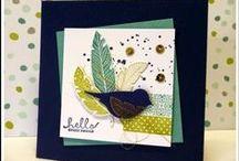 "Crafty ""Bird"" / by Posh Mc"