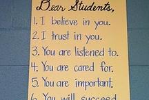 I teach, what do you do / by Emily Claire
