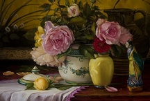 Florals & Still life / by Robin Underwood