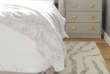to  bed / bedroom color, decor / by natalie | calliope