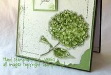 "Crafty ""Hydrangea"" / by Posh Mc"