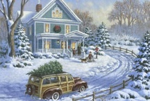 Christmas  / by Lorrie