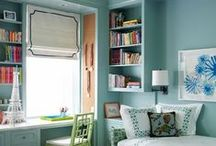 Craft Room / Decor and Organization Ideas for a Craft Room / by Maggie Muggins