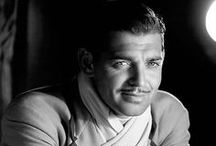 Clark Gable / by Andrea Fulmer