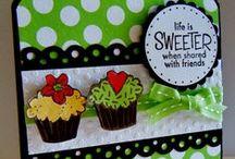 """Crafty """"Cupcake & Cakes"""" / by Posh Mc"""