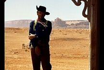 John Wayne - The Duke / John Wayne - The Duke.  / by Andrea Fulmer