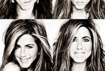 Hair Styles / Great hair styles, hair icons (Like Jennifer Aniston) and fancy do's for those special occasions.