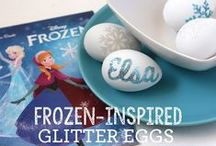 Frozen / Products, Crafts, Party Ideas and all things Frozen. / by Maggie Muggins