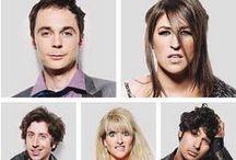 The Big Bang Theory / by Hailey Hilbert