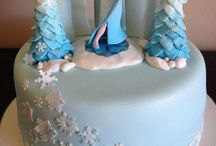 frozen / Frozen themed birthday party ideas - cake, food, decor, games / by natalie | calliope