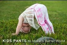 please help share: Kids Pants to Make a Better World / KOOSHOO's Kids Pants need your help to become a reality. Come get in on the fun: www.kooshoo.com/kidspants