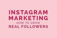 Sosiale medier / Tips og råd for hvordan du kan bli bedre på sosiale medier som Instagram, Pinterest, Facebook, Twitter og Snapchat