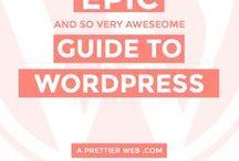 Wordpress / Tips, råd og hjelp til deg som bruker Wordpress som platform til din blogg.