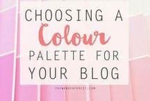 Branding / merkevarebygging / Alle blogger er helt avhengig av god branding og gjennomført stil for å fremstå profesjonell. Bruk design og merkevarebygging for å skape en unik og personlig stil for din blogg.