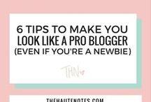 Blogging / Tips og råd for bloggere