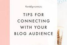 Få mer engasjement / Hvordan kan du få mer engasjement på bloggen din? Flere kommentarer, flere eposter, flere tilbakemeldinger.