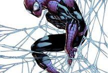 Spidey / and Venom, Gwen Stacy, Black Cat, etc.