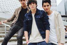 ♥ Joel , Erick & Christopher ♥