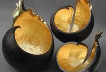 Pottery / Pottery and ceramic arts - bowls, teapots, vases, mugs, sculpture, etc. / by Zoom Zoom