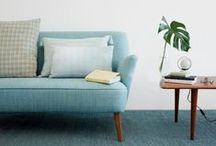 pastel interiors & Co. / by Valerie Anglade - 2B&Co.