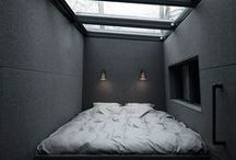 black decor & stuffs / No room without a black touch! / by Valerie Anglade - 2B&Co.