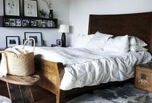 bedrooms / lovely bedrooms and ideas / by Valerie Anglade - 2B&Co.