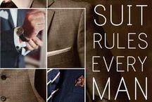 Professional Dress - Men