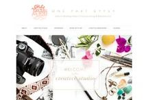 Create + Connect Brand Inspiration / by Mariah Danielsen | Oh, What Love Studios