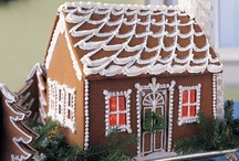 Gingerbread Houses / by Faye J. Gibson