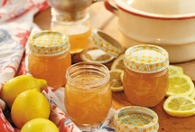 All Jammed Up! / Jams, Jellies, Syrups, Chutneys, and other Sticky Things! / by Faye J. Gibson