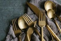 copper, brass & golden stuffs / by Valerie Anglade - 2B&Co.