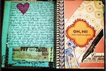 Journaling & Smashbooks  / by Angela Braden
