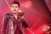 Adam Lambert / All Adam Lambert, all the time. Need we say more?
