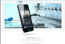 Digital | App Website / by Justin Graham
