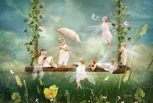 Fairies & Magical... / All things With Fairies!!    / by Debb Lee