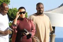 Kim Kardashian Style / Tons of photos of Kim Kardashian's style.