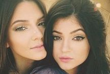 Kendall and Kylie Jenner Photos / Kendall and Kylie Jenner photos from events and social media.