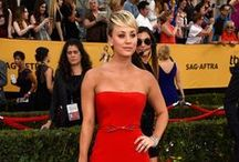 Kaley Cuoco Style / Kaley Cuoco style - photos of 'The Big Bang Theory' actress' amazing clothing, hair, and makeup.