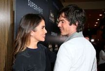 Nikki Reed and Ian Somerhalder Photos / All the Nikki Reed and Ian Somerhalder photos you could ask for, because they're the cutest.