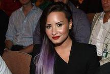 Demi Lovato Style / Photos of girl crush Demi Lovato's style.