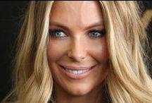 Jennifer Hawkins / Jennifer Hawkins style, photos, and hairstyles.  Jennifer Hawkins is an Australian model and the host of Australia's Next Top Model.